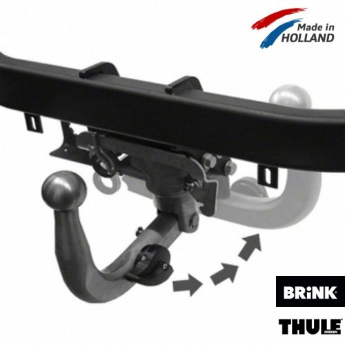 Automatinis kablys Thule-Brink 528900