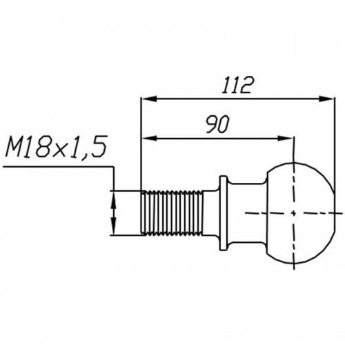 Kablio antgalis KL-4